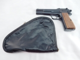 1968 Browning Hi Power Tangent Sight In The Pouch