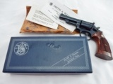 1969 Smith Wesson 19 4 Inch In The Box