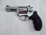 2000 Smith Wesson 60 3 Inch Target 357
