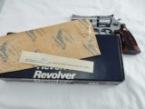 1985 Smith Wesson 624 4 Inch In The Box