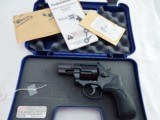 2008 Smith Wesson 396 Night Guard In The Box