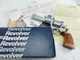 1983 Smith Wesson 686 NIB