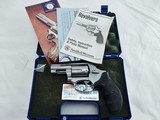 1996 Smith Wesson 60 2 Inch 357 No Lock NIB