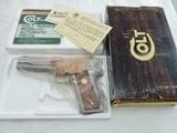Colt Ace 1911 22 Electroless Nickel NIB