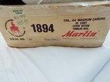 1970 Marlin 1984 44 Magnum 100 Year Gun NIB