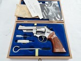 1979 Smith Wesson 29 4 Inch Nickel New In Case