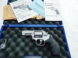 "1992 Smith Wesson 686 Mag Comp Lew Horton NIB "" PRE LOCK PERFORMANCE CENTER"""
