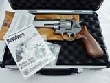 "Smith Wesson 627 PC Jerry Miculek No Lock NIB""RARE"" PRE LOCK PERFORMANCE CENTER"
