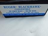 1988 Ruger Blackhawk Buckeye 32 NIB - 2 of 7