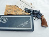 1969 Smith Wesson 27 3 1/2 inch In The Box