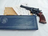 1970's Smith Wesson 28 In The Box