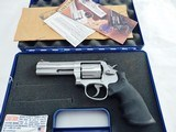 2000 Smith Wesson 686 4 Inch In The Box