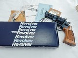 """1991 Smith Wesson 27 3 1/2 Inch NIB"""" Only 750 27-5 made in 3 1/2 inch barrel """""""