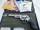 1999 Smith Wesson 657 6 Inch NIB