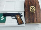 1980 Colt 1911 Government 45ACP NIB