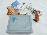1979 Smith Wesson 39 Nickel 9MM NIB