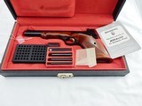 1967 Browning Medalist 22 New In The Case