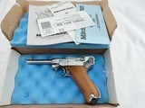 1993 Mitchell Arms Luger 9MM NIB