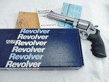 1988 Smith Wesson 629 Classic Hunter In The Box