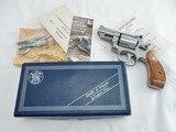 1980 Smith Wesson 66 2 1/2 Inch NIB