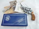 1981 Smith Wesson 66 2 1/2 Inch Transition NIB