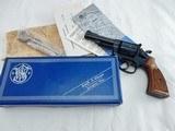1980 Smith Wesson 15 K38 NIB