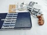 1986 Smith Wesson 657 3 Inch NIB
