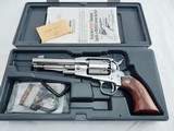 Ruger Old Army Bright 5 1/2 Inch In The Box