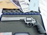 1997 Smith Wesson 686 8 3/8 Inch NIB
