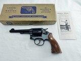 1948 Smith Wesson MP Pre 10 5 Inch In The Box