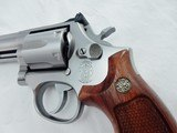 1990 Smith Wesson 686 6 Inch 357 - 3 of 8