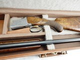 1966 Browning Superposed Pigeon 12 Gauge 28 Inch Round Knob Long Tang Exceptional Wood