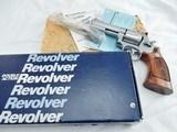1988 Smith Wesson 686 4 Inch NIB - 1 of 6