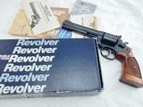 1982 Smith Wesson 586 6 Inch NIB - 1 of 6