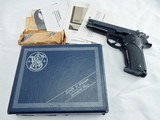 1977 Smith Wesson 59 9MM In The Box