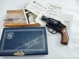 1970's Smith Wesson 42 Centennial NIB