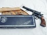 1960 Smith Wesson 17 K22 Masterpeice NIB - 5 of 7