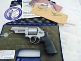1996 Smith Wesson 629 Unfluted Mountain Gun NIB
