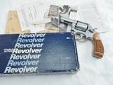 1982 Smith Wesson 64 3 Inch NIB
