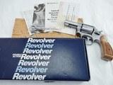 1986 Smith Wesson 65 3 Inch NIB