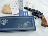 1979 Smith Wesson 10 4 Inch HB In The Box