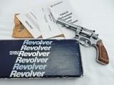 1993 Smith Wesson 651 4 Inch NIB