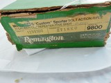 1977 Remington 541-S Custom Sporter NIB