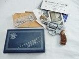 1970's Smith Wesson 60 NIB