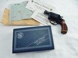 1970's Smith Wesson 37 NIB