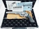 "1996 Smith Wesson 629 Hunter Plus PC NIB"" Performance Center Pre Lock """