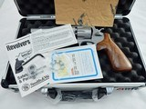 1999 Smith Wesson 627 V Comp 8 Times No Lock NIB