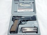 1995 Browning Hi Power 40 Smith Wesson NEW