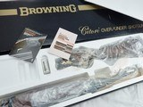 1984 Browning Citori Upland VI Hand Engraved NIB