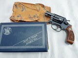 1971 Smith Wesson 36 In The Box